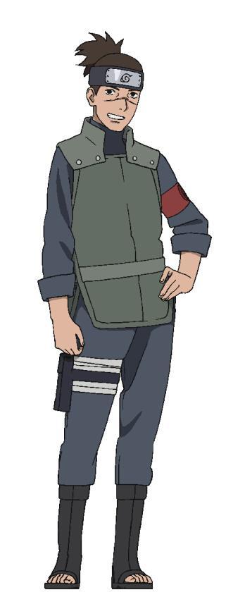 novas imagens dos personagens de naruto the last